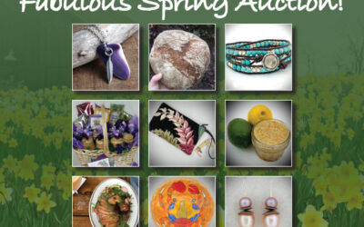 Fabulous Spring Auction!