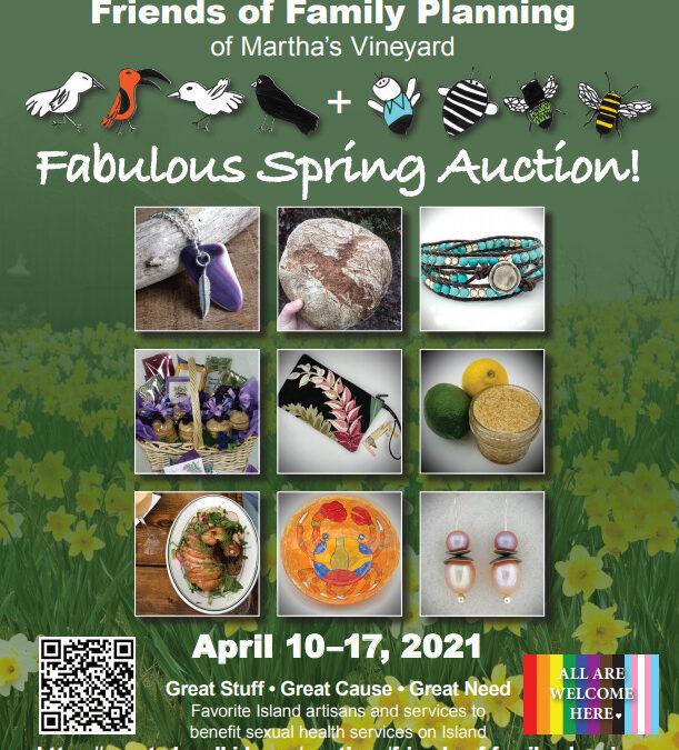 Fabulous Spring Auction!